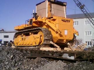 Бульдозер Т-330, трактор Т-330
