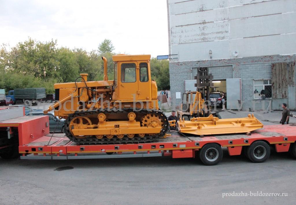 prodazha-buldozerа t-130 chtz pogruzka
