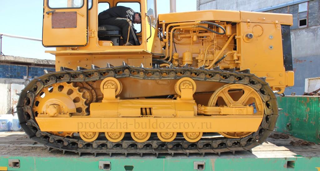 Ходовая часть бульдозера Т-130 и Т-170 новая