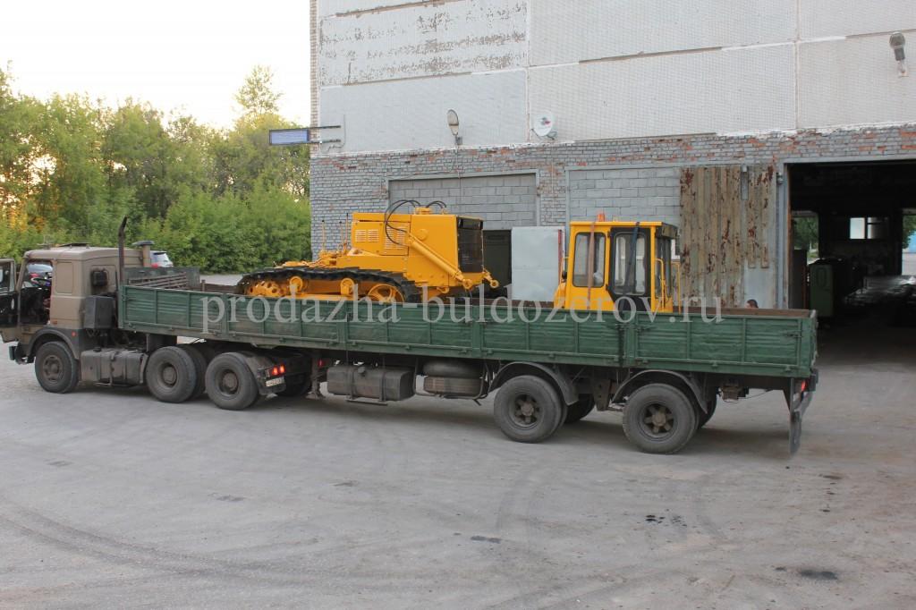 Экономная доставка бульдозеров Б-170 и Б-170М в любую точку эксплуатации обходится в разы дешевле традиционного трала.