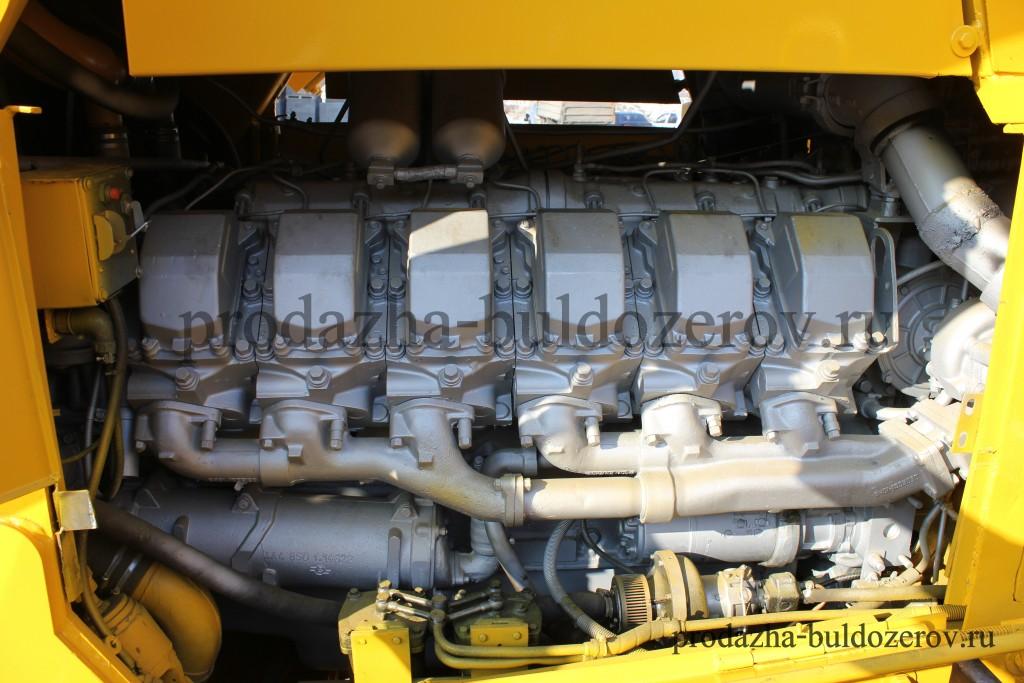 Двигатель ЯМЗ-850.10 | Продажа бульдозера ЧЕТРА Т-35.01 ЯБР-1