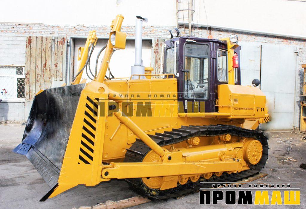 Т-11.01 ЯБР-1 Бульдозер Т-1101 ЧЕТРА Т11 (6)