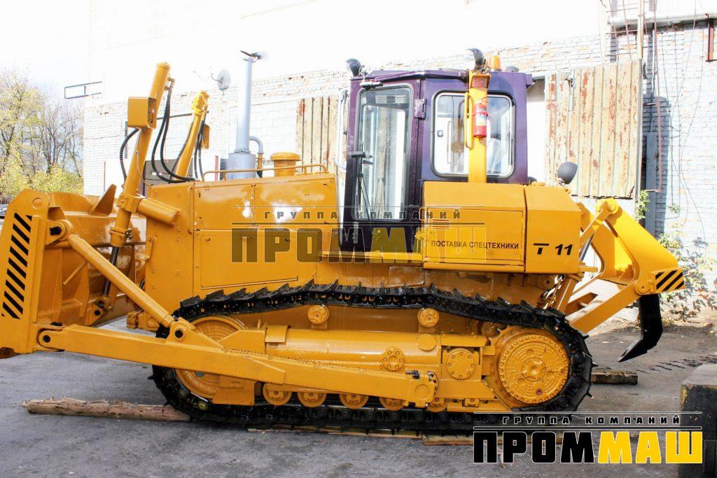 Т-11.01 ЯБР-1 Бульдозер Т-1101 ЧЕТРА Т11 (7)