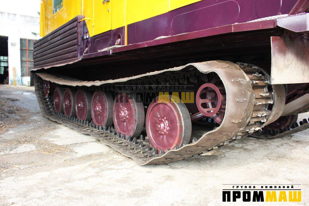 ТМ-130 ТМ 130 Вездеход ЧЕТРА 130 (19)