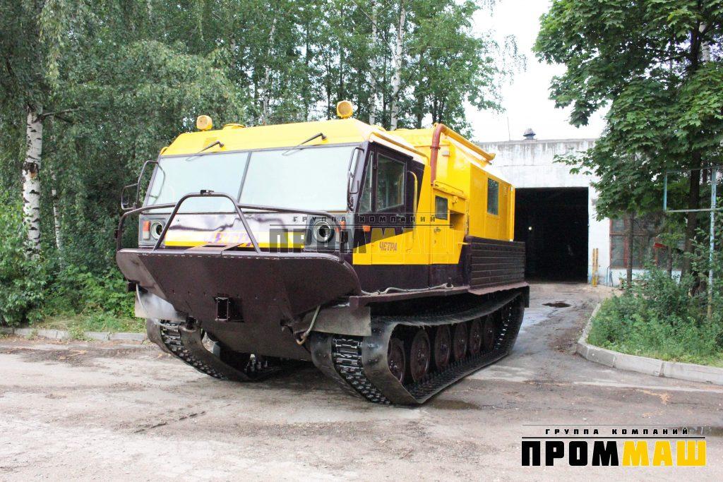 ТМ-130 ТМ 130 Вездеход ЧЕТРА 130 (5)