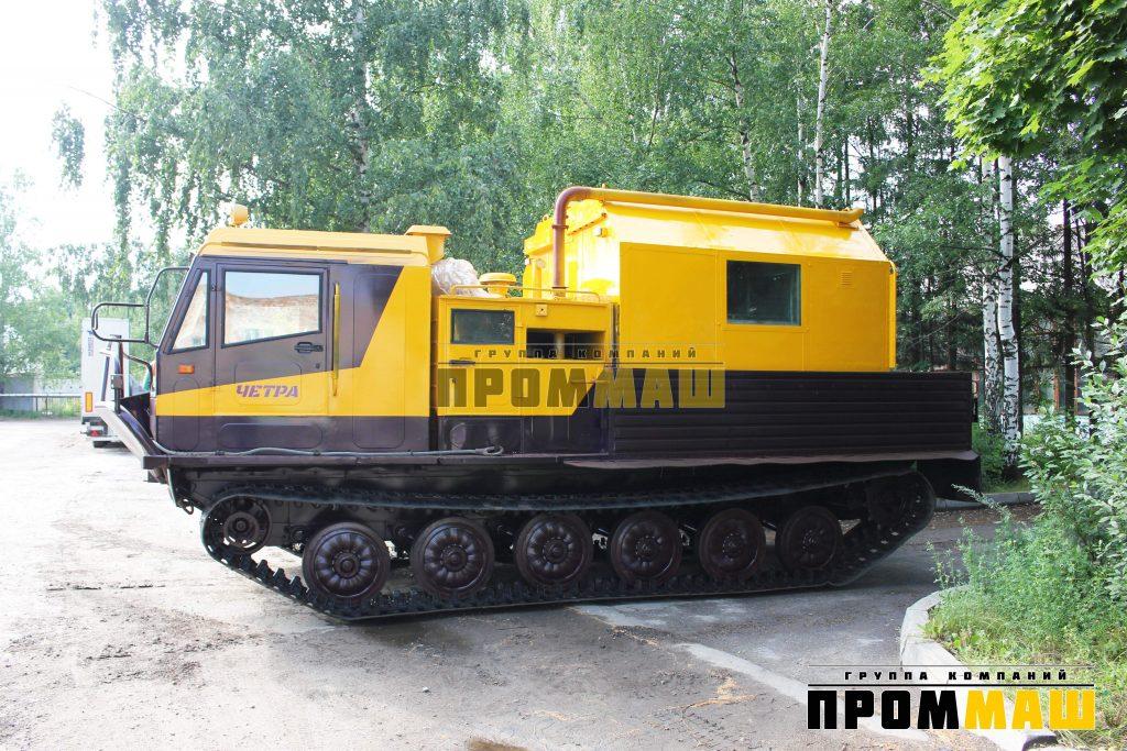 ТМ-130 ТМ 130 Вездеход ЧЕТРА 130 (8)