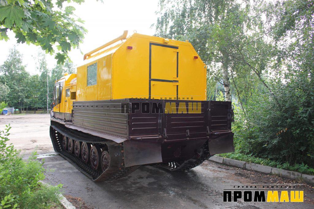 ТМ-130 ТМ 130 Вездеход ЧЕТРА 130 (9)